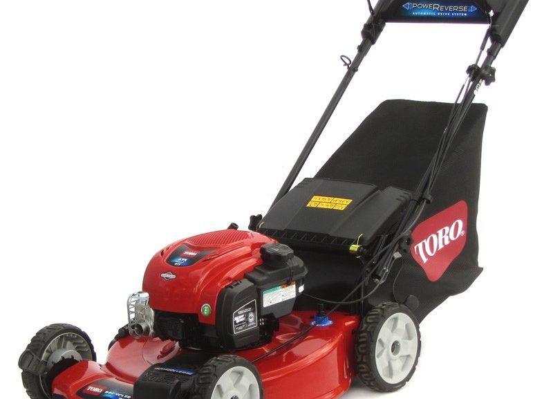 Cortacesped TORO 550 C REC Powereverse