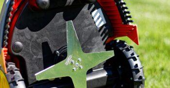 Robot cortacésped WR10 de Outils Wolf
